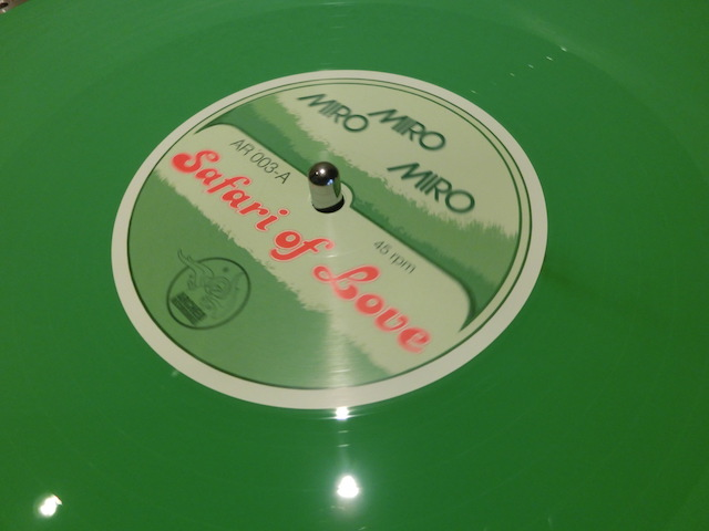 Test Pressing, Dr Rob, Review, Miro, Safari Of Love, Carly, Archeo Recordings, Italy,