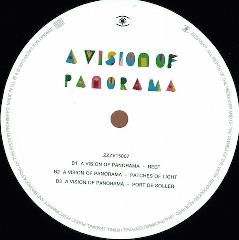 Test Pressing, Review, Dr Rob, A Vision Of Panorama, Music For Dreams, Russia, Denmark
