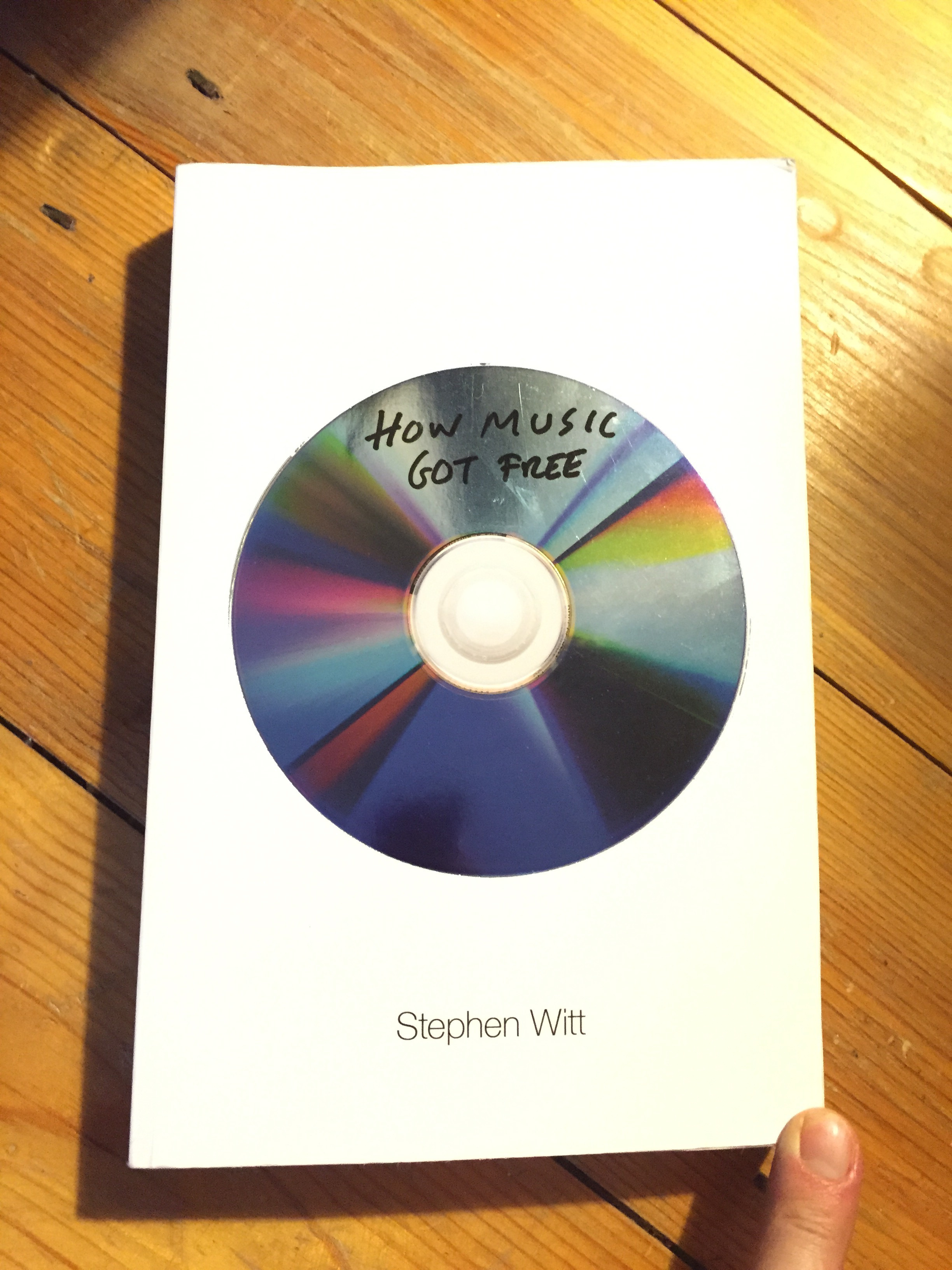 Test Pressing, Review, Stephen Witt, How Music Got Free, Vintage