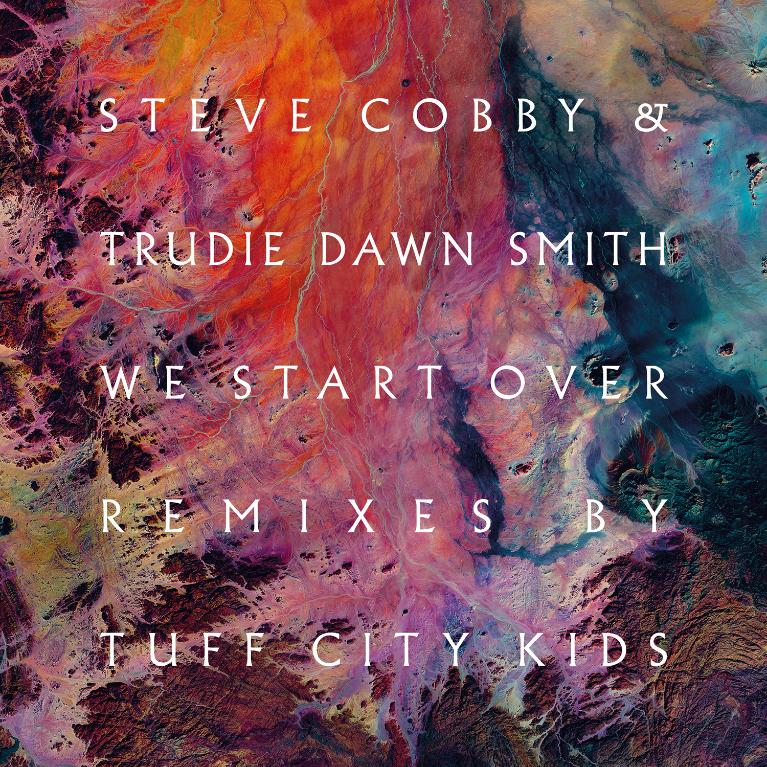 Steve Cobby, Trudie Dawn Smith, Over & Over, International Feel, Apiento & Lx, Remix, Test Pressing, Tuff City Kids,