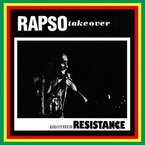 Test Pressing, Review, Dr Rob, Brother Resistance, Rapso Take Over, Left Ear, Trinidad, Tobago, Lutalo Marimba