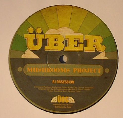 Test Pressing, Dr Rob, Mushrooms Project, Italy, Dr Rob, Is It Balearic?, Uber, African Obsession