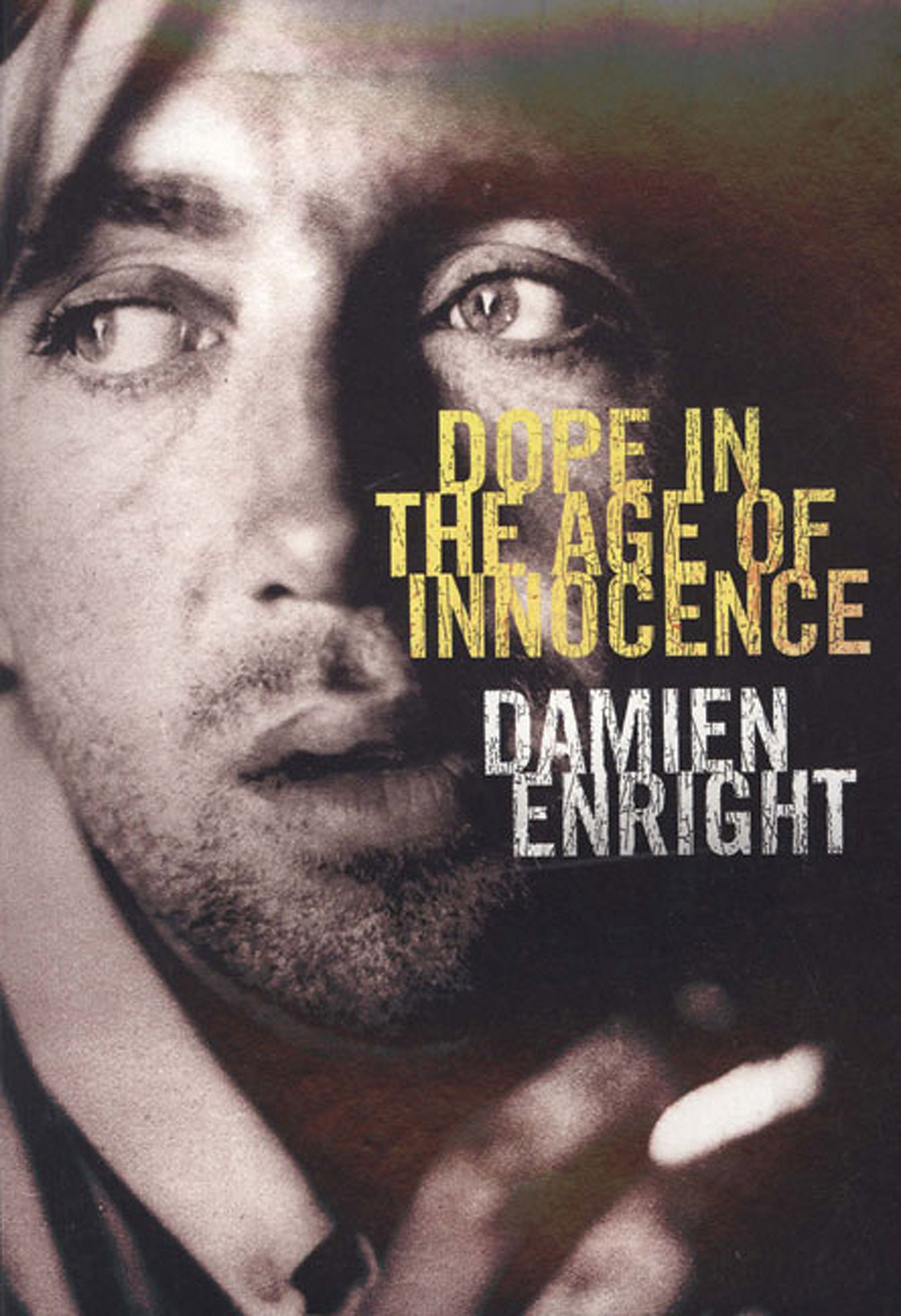 Damien Enright, Interview, Test Pressing, Phil Mison, Dope in the Age of Innocence