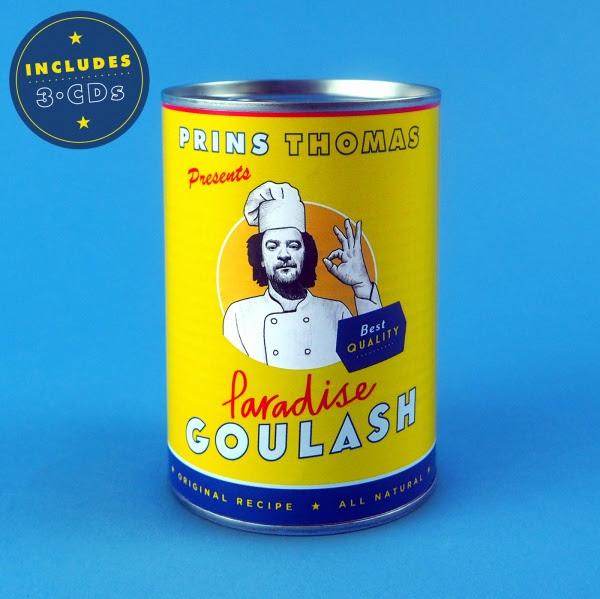 Prins Thomas, Paradise Goulash, Mix, CD, Tracklisting, Test Pressing