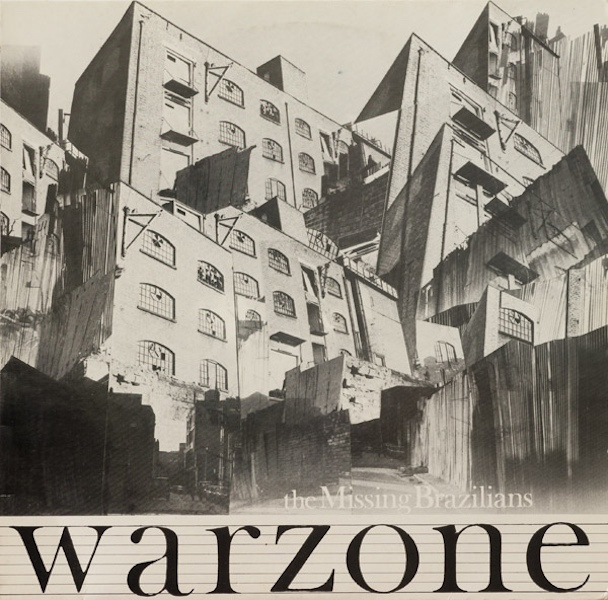 Test Pressing, Review, Dr Rob, Missing Brazilians, Warzone, ON-U Sound, Adrian Sherwood, Dub, Industrial