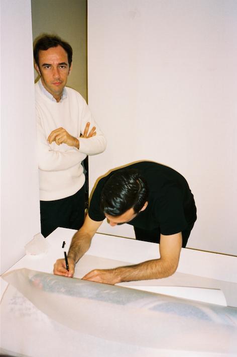 Vincent Tajan, Pierre Dixsaut, photography, Ill Studio, Deewee, Untold Eivissa, Paris, Le Bains, Party, Exhibition, Scope Gallery,
