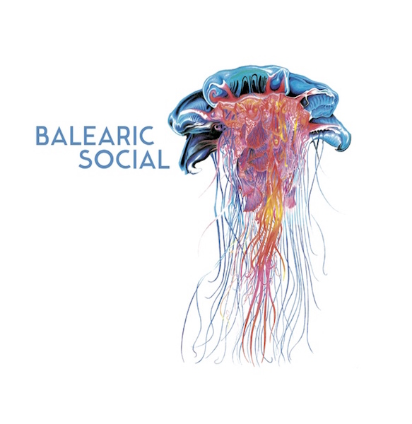 Eirwud Mudwasser, Balearic Social Records, Andy Pye, Balearic Social Radio, Test Pressing, Review, Dr Rob