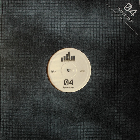 Test Pressing, Review, Dr Rob, Tarantulae, Common Series, 04, Italy,
