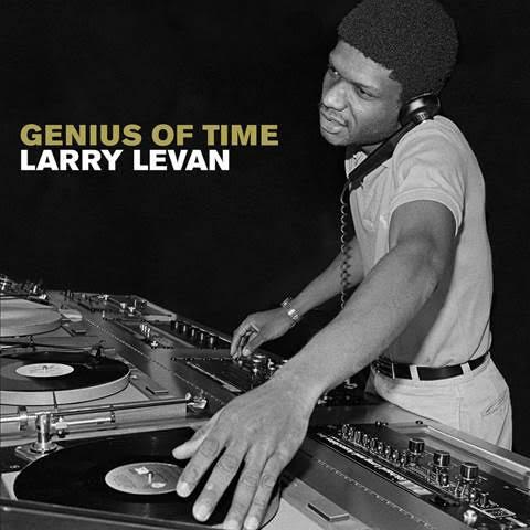 larry Levan, Genius Of Time, Tracklisting, Test Pressing