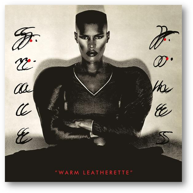 Grace Jones Warm Leatherette, Deluxe Editions, Test Pressing, Universal