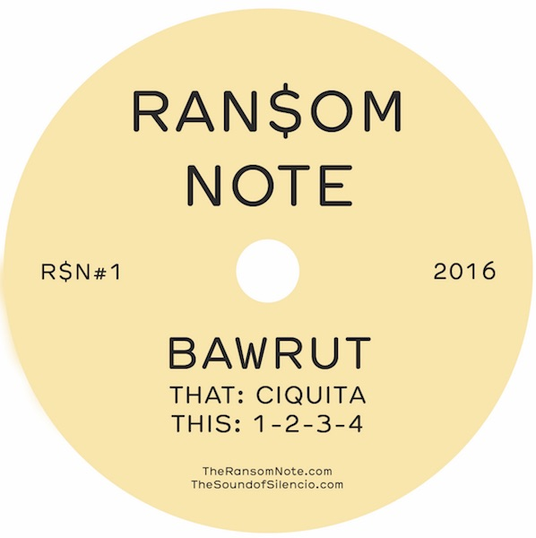 Test Pressing, Review, Dr Rob, Ransom Note, Bawrut, Ciquita,  Madrid