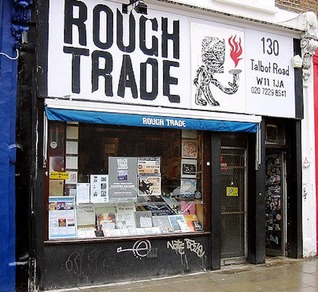 Test Pressing, Dr Rob, Read, Rough Trade, Magazine, Issue 1. Bruce Usher, Liv Siddall