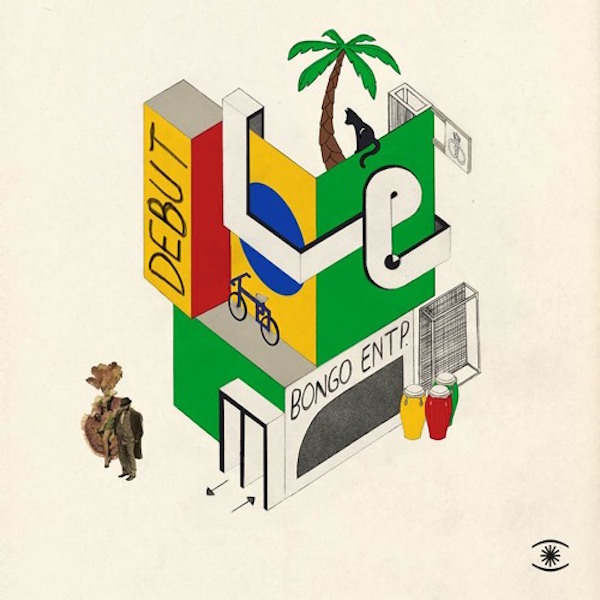 Kenneth Bager, Coma Club, Test Pressing, Review, Dr Rob, Music For Dreams, Bongo Entp., Debut, Denmark
