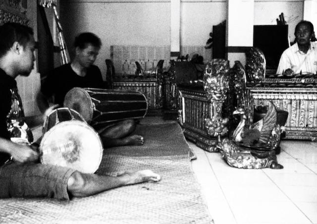 Test Pressing, Review, Bali, George Thompson, Dan Mitchell, Black Merlin, Hipnotik Tradisi, Island Of The Gods