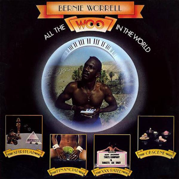 Test Pressing, Dr Rob, Bernie Worrell, Funkadelic, Parliament, Talking Heads, RIP