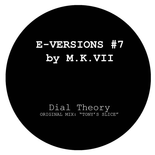 Test Pressing, Review, Dr Rob, Dial Theory, Mark Seven, Mark E, MERC, E-Versions,