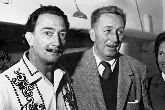 Salvaor DalÍ, Walt Disney, Destino, Animation, Test Pressing