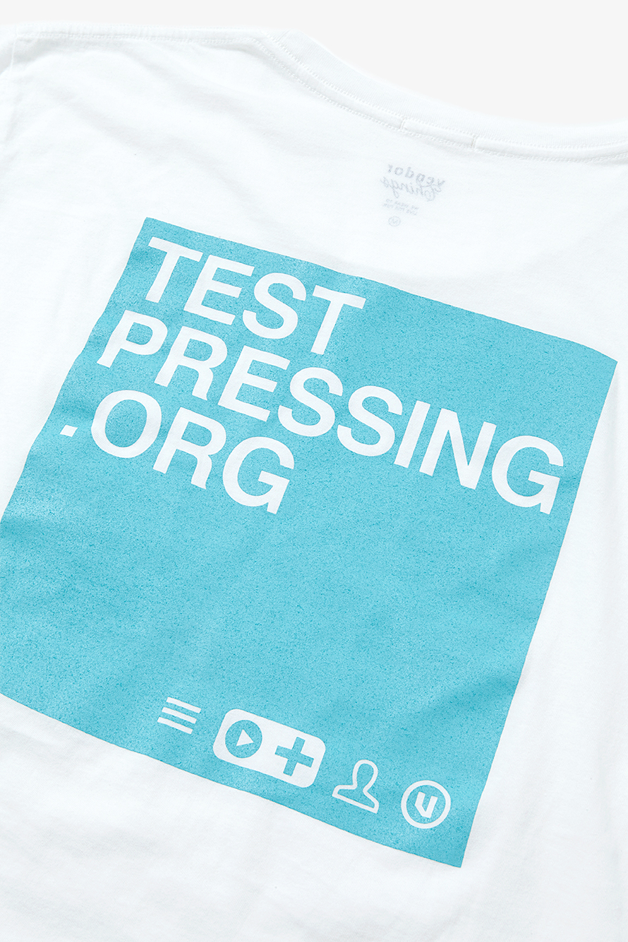 Test Pressing, Japan, Dr Rob, Nonnative, Vendor, Tee Shirt