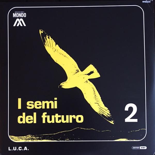 Test Pressing, Dr Rob, L.U.C.A., I Semi Del Futuro, Edizioni Mondo, Running Back, Review