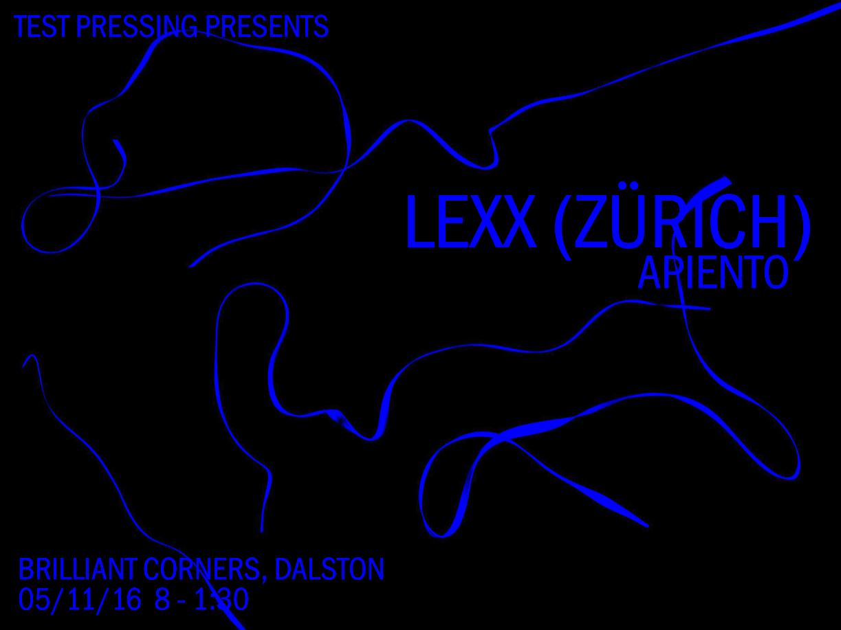 Lexx, Apiento, Brilliant Corners