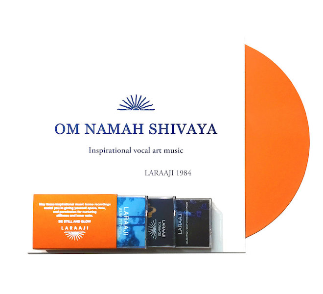 Test Pressing, Dr Rob, Laraaji, Om Nama Shivaya, Leaving Records, Eno
