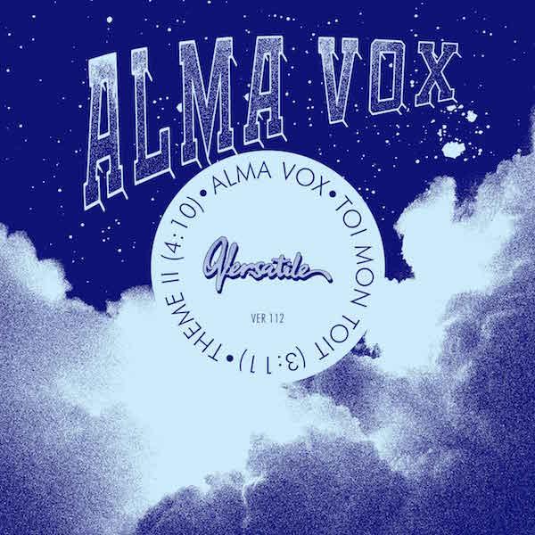 Test Pressing, Dr Rob, Alma Vox, Versatile, I:Cube,