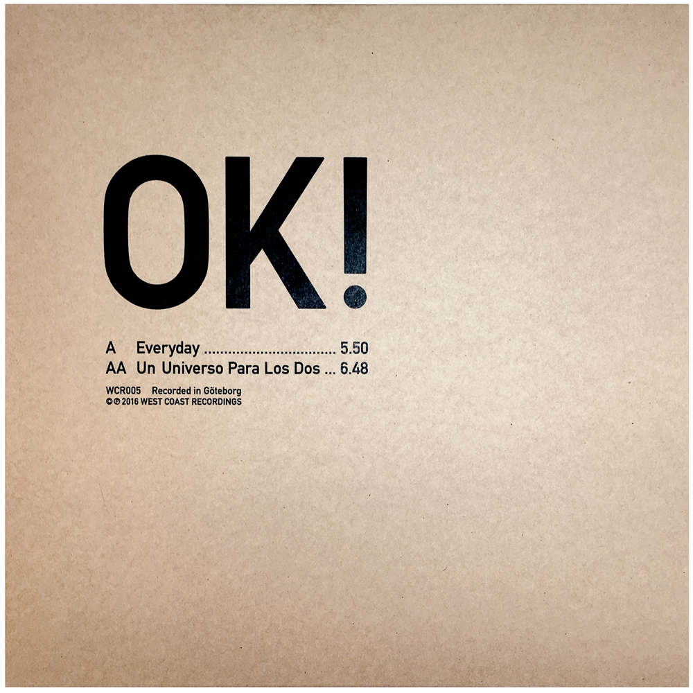 OK, Oktoberklubben, Test Pressing, Review, Premier