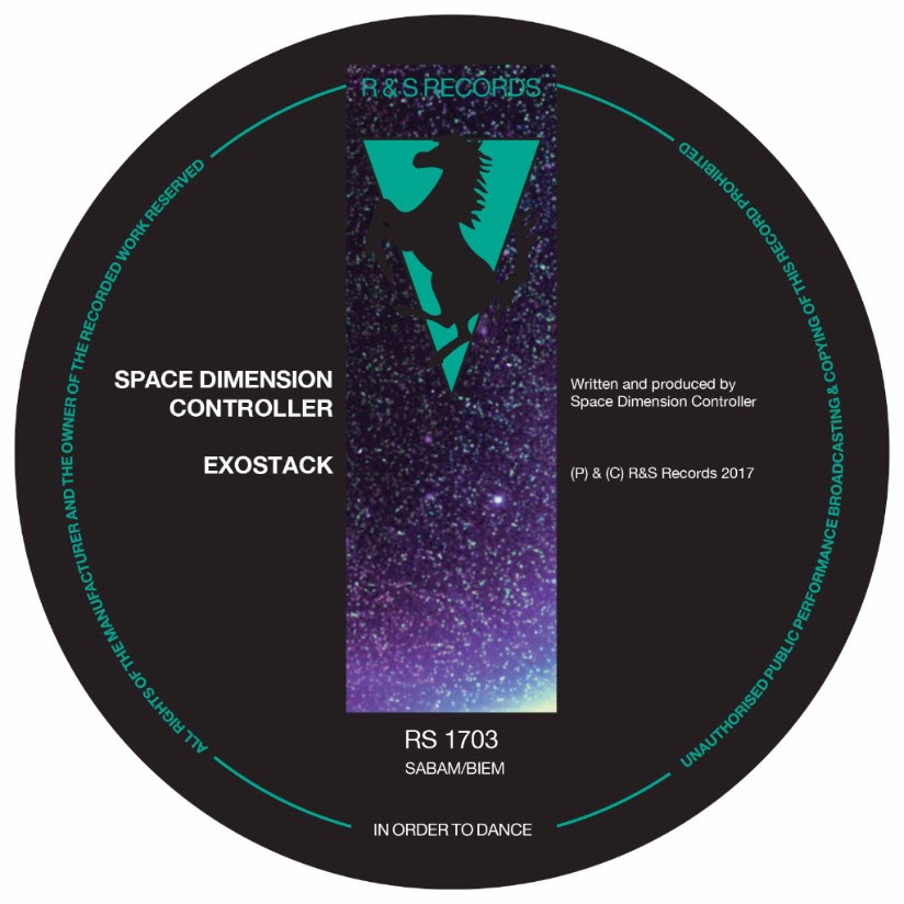 Space Dimension Controller, Review, R&S, Test Pressing