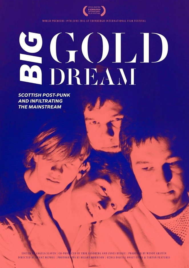 Big Gold Dream, Scott, Review, Test Pressing