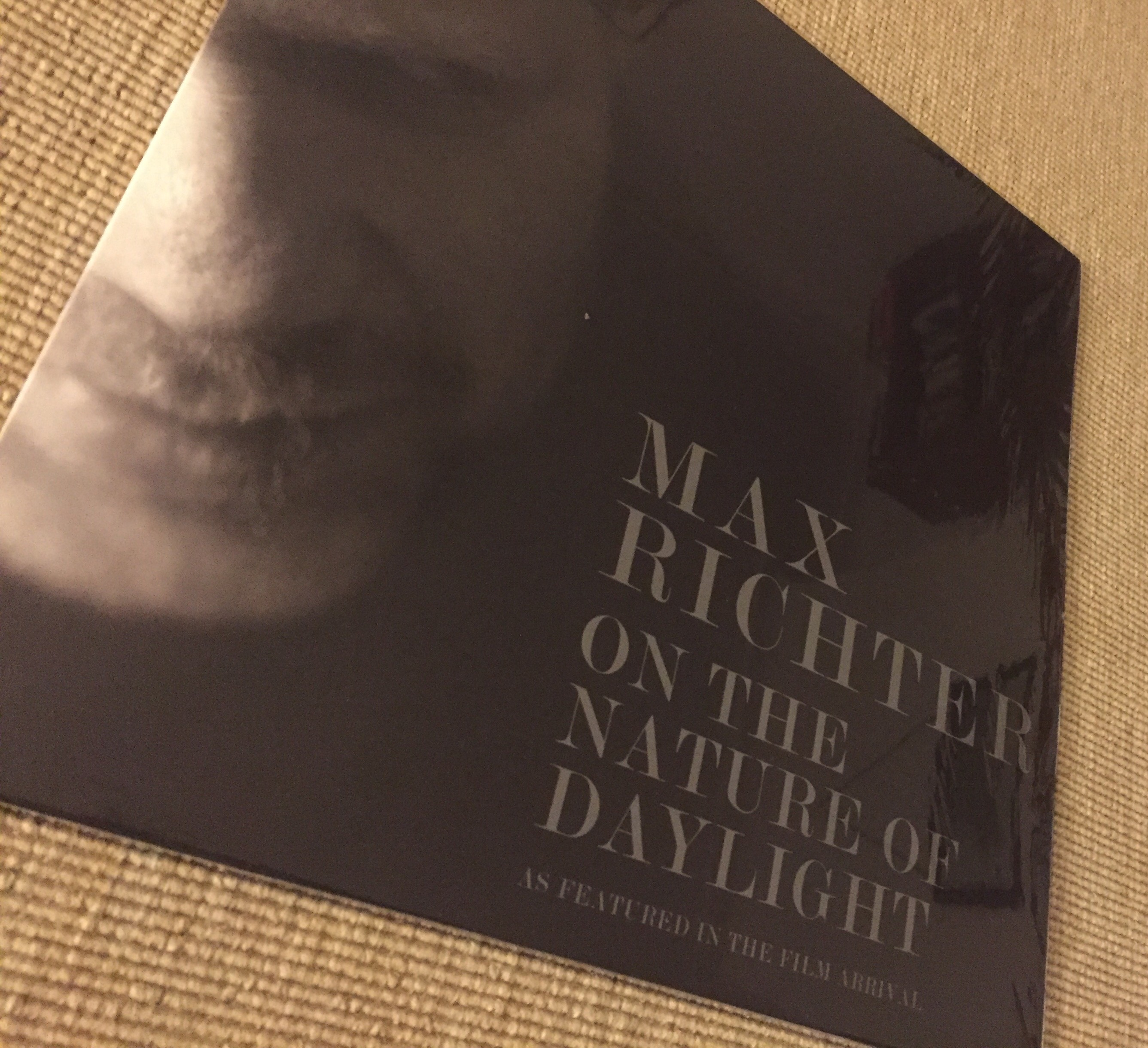 Studio Richter, Max Richter, On The Nature Of Daylight, Review, Test Pressing
