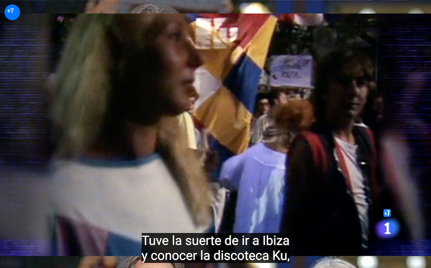 Ibiza Was A Party, Documentry, Ku, Ibiza, Amnesia, Spanish, Test Pressing