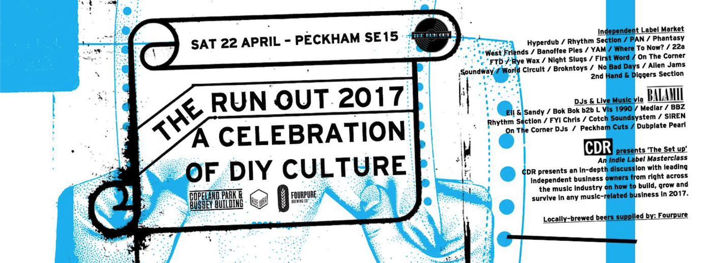 THE RUN OUT - A CELEBRATION OF DIY CULTURE