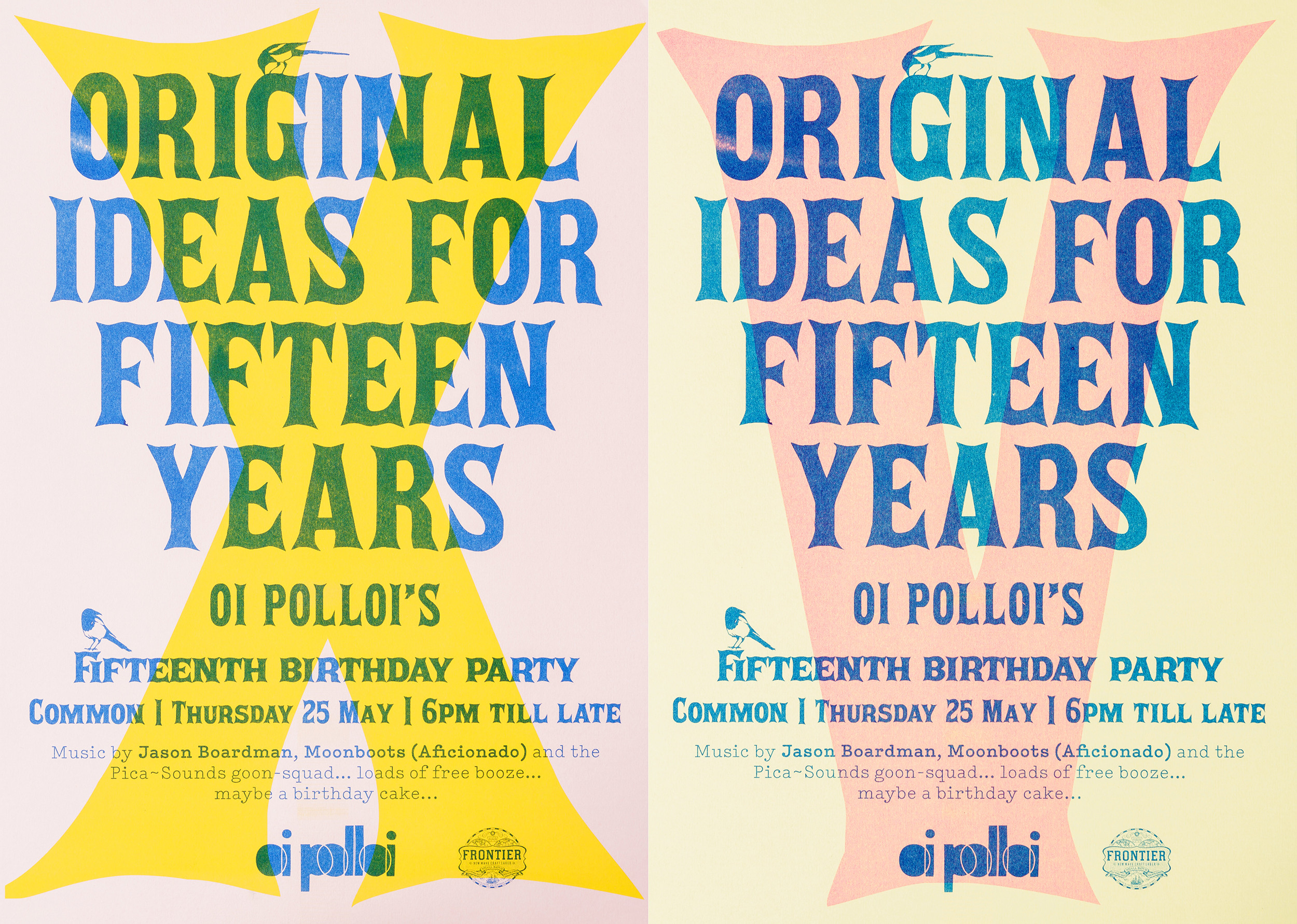 Oi Polloi, 15 years, Party, Moonboots, Beer, Dj, Balearic, Clobber