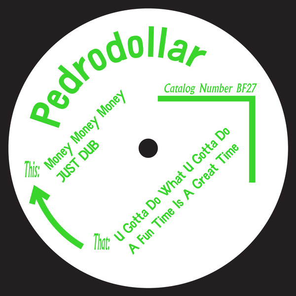 Pedrodollar, Born Free, Review, Test Pressing