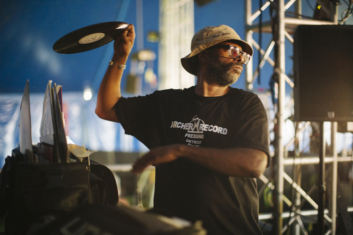 Theo Parrish, Dan Medhurst, Photo, Sunfall, Test Pressing Review