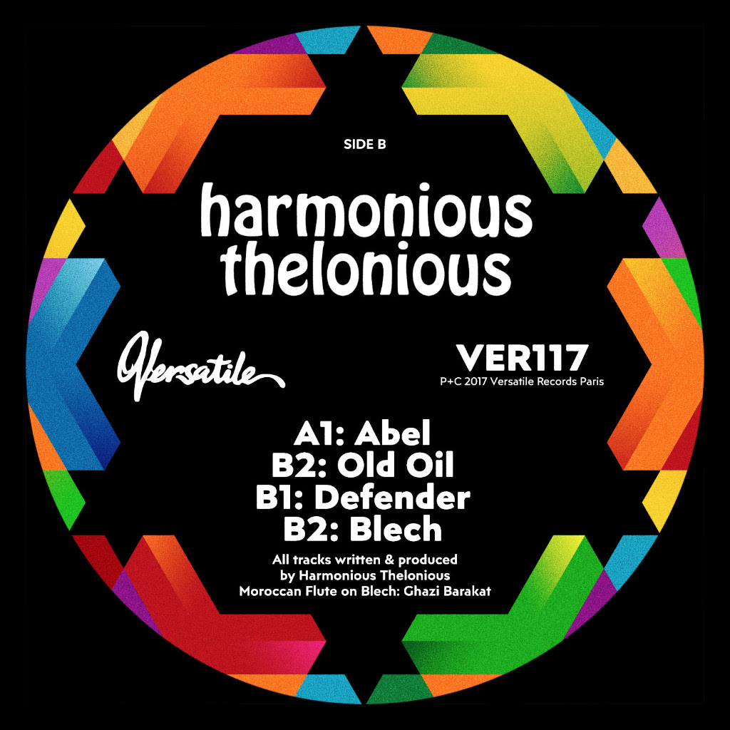 Harmonious Thelonious,  Versatile, Review, Test Pressing