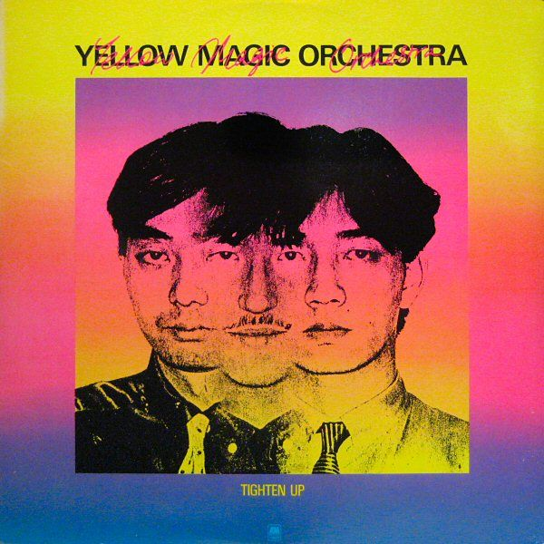 Yellow Magic Orchestra, Tighten Up, Cover, Archie Bell, Sleeve, Design