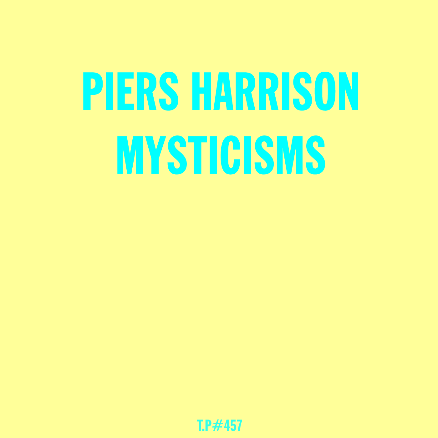 Piers Harrison, Mix, Test Pressing, Soft Rocks