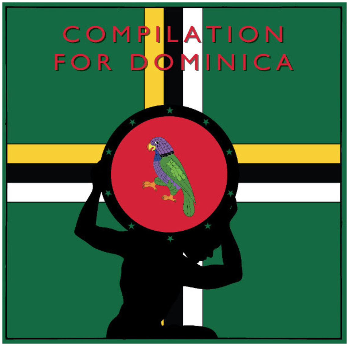Compilation For Dominica, Rhythm Section, Bradley Zero, Glowing Palms