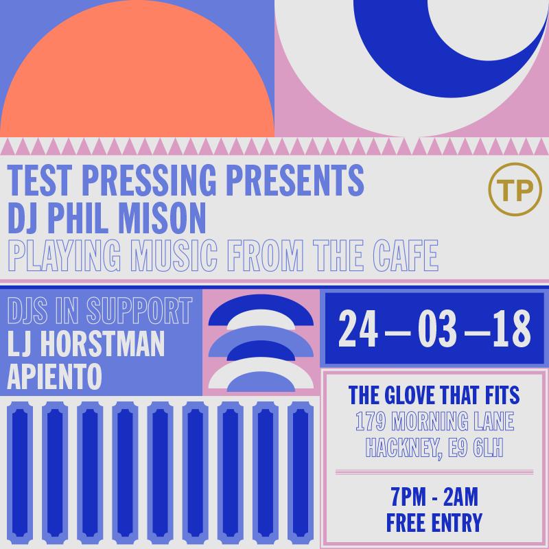 Café Del Mar, Ibiza, Phil Mison, August, 1994, Test Pressing, Party, DJ, Sunset, Mix, The Glove That Fits,