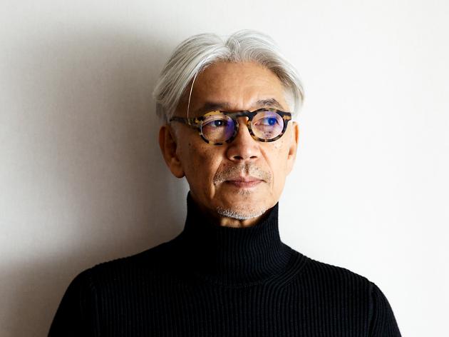 Ryuichi Sakamoto, Compile, Playlist, Restaurant, New York, Kajitsu