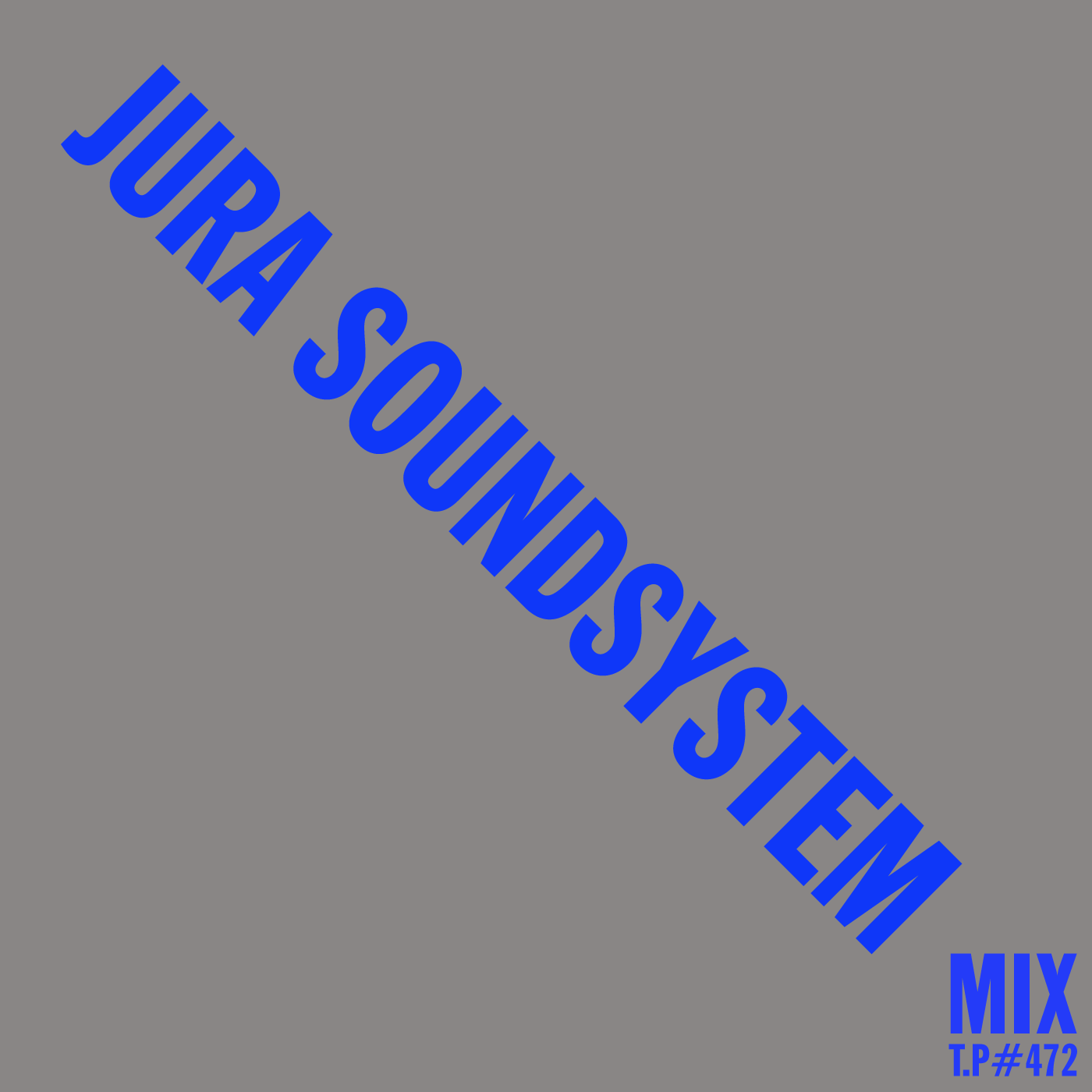 Jura, Soundsystem, Mix, Test Pressing, Isle Of Jura