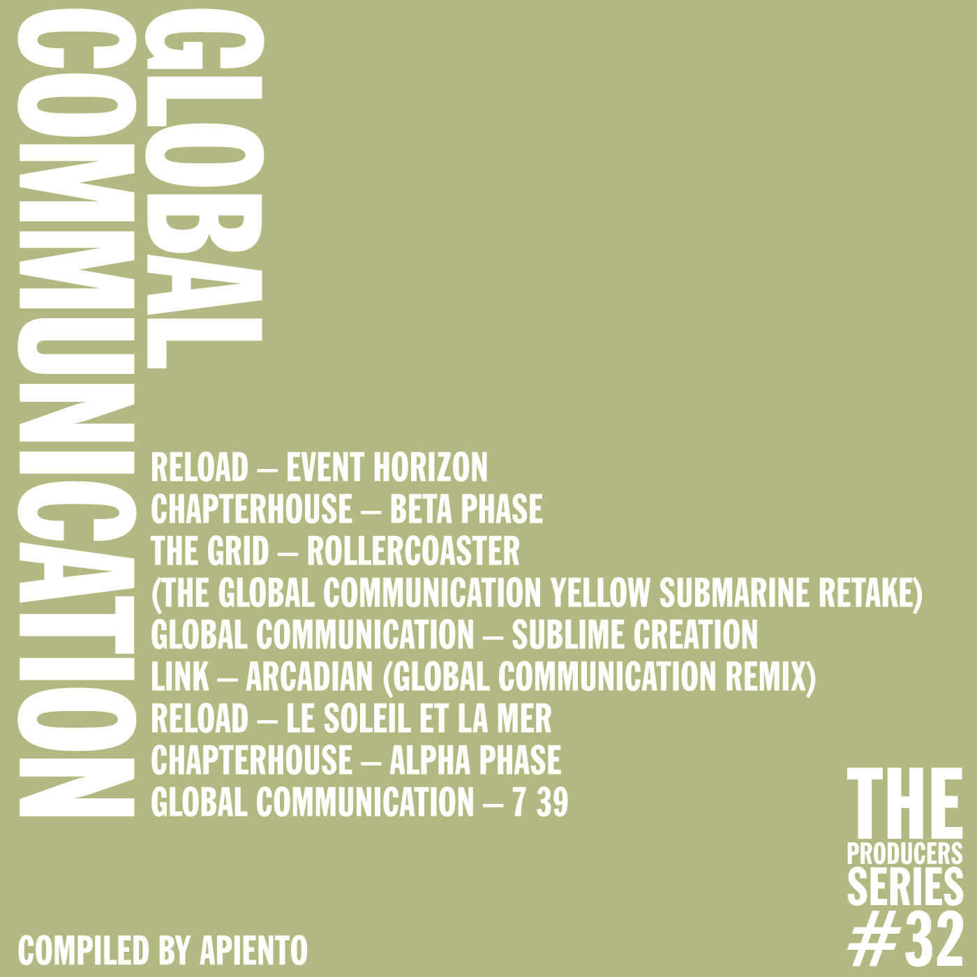 Test Pressing, 76:14, Producers Series, Global Communications, Reload, Mark Pritchard, Tom MIddleton, Gearslutz, Q&A, Amazing, Somerset, Making Music, Gear list,