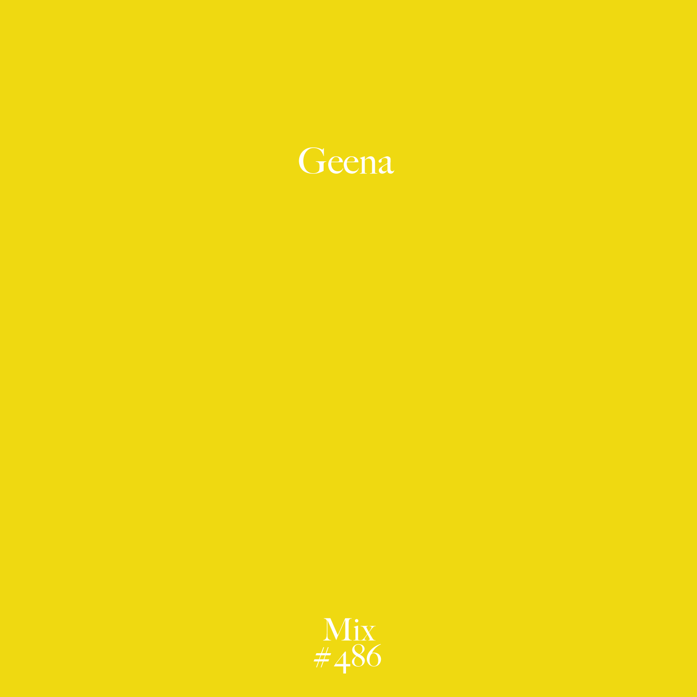 Geena, Worldwide Zen, Mix, Test Pressing, House, Dub, Styles