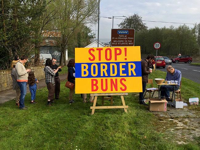 Bill Drummond, Hot Cross Borders, KLF, Genius, Brexit