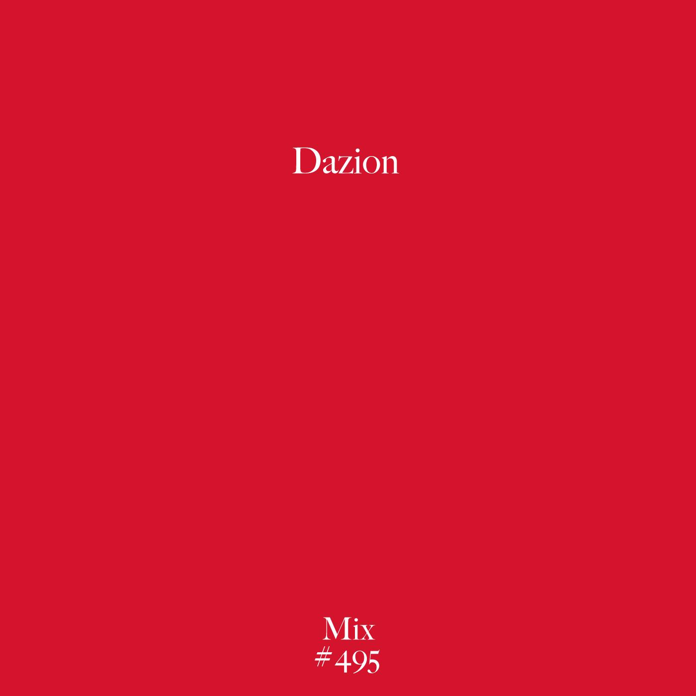 Dazion, mix. Test Pressing